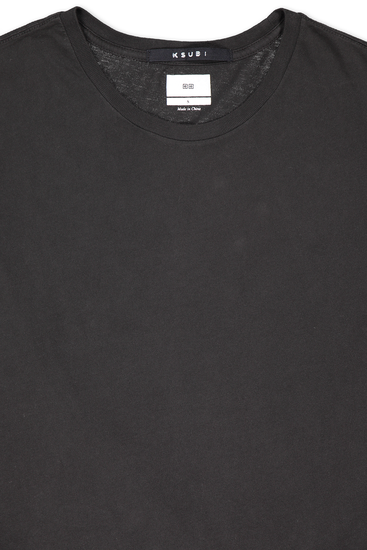 Seeing Lines Tee Black