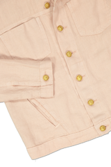 L'AGENCE Button Detail Celine Slim Femme Jacket