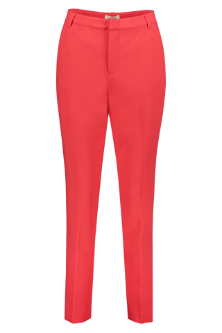 Eleanor Full Length Pant Hibiscus