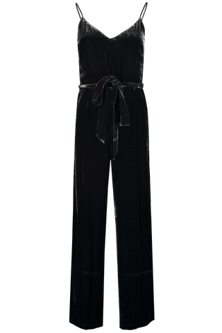 Front view image of L'AGENCE Jackie Camisole Jumpsuit