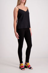 STK JANE TANK BLACK