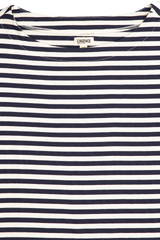 Neck Detail Lucy Boat Neck Shirt