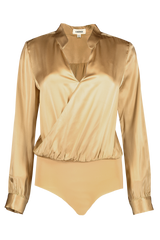 Marcella Bodysuit Trench