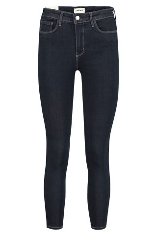 Margot High Rise Skinny Contrast