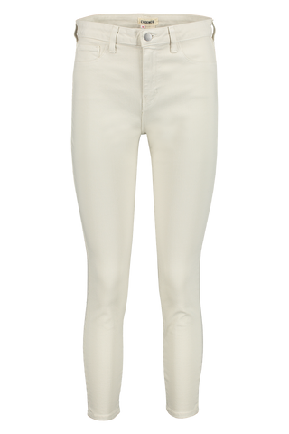 Front Crop Image Of L'agence Margot High Rise Skinny Jean Granite