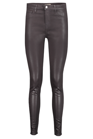 Front view image of L'AGENCE Marguerite High Rise Skinny