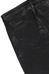 Sabine High Rise Zip Skinny