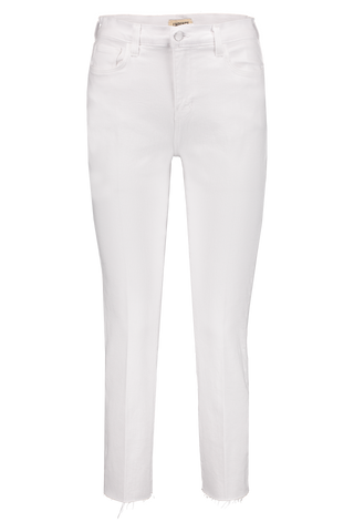 Front Image Sada High Rise Crop Slim