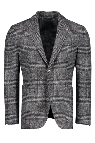 Front image of L.B.M. 1911 Check Sportcoat
