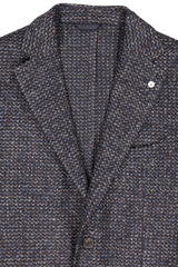 Lapel detail image of L.B.M. 1911 Plaid Sportcoat