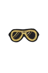 Image of Macon & Lesquoy Dictator's Sunglasses Pin