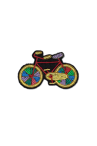 Image of Macon & Lesquoy Paradise Bike Pin