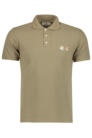 Double Fox Polo Light Khaki