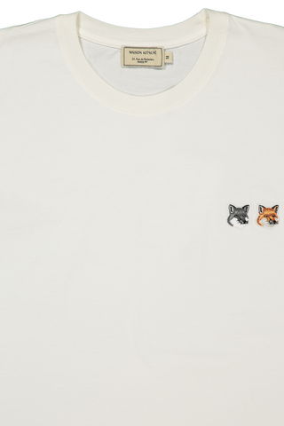 Double Fox T-Shirt Latte