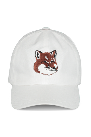 Fox Head Cap White
