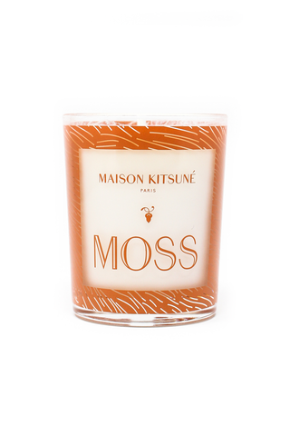 James Heeley Candle In Moss