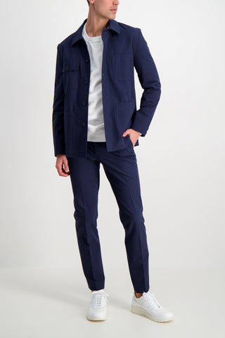 Small Check Classic Fit Trouser