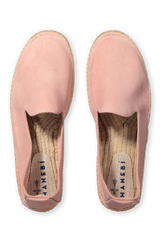 Hamptons Espadrille Rose
