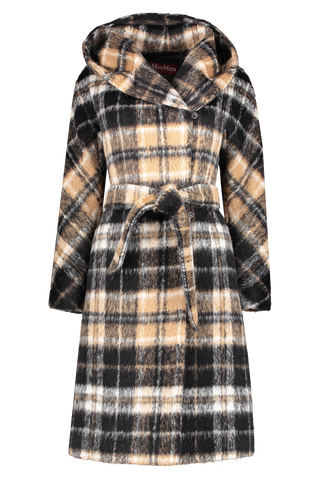 Front view image of Max Mara Ebro Coat