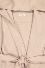 Max Mara Neck Detail Flint Coat