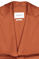 Max Mara Neck Detail Labbro Coat