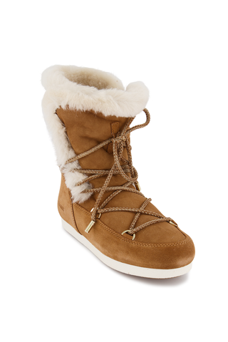 Moon Boot Far Side High Shearling