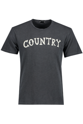 Men's The Buster T Shirt Cuf Faded Back Country
