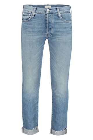 Men's The Neat Cuff Ankle Fray Denim Weekend Garage