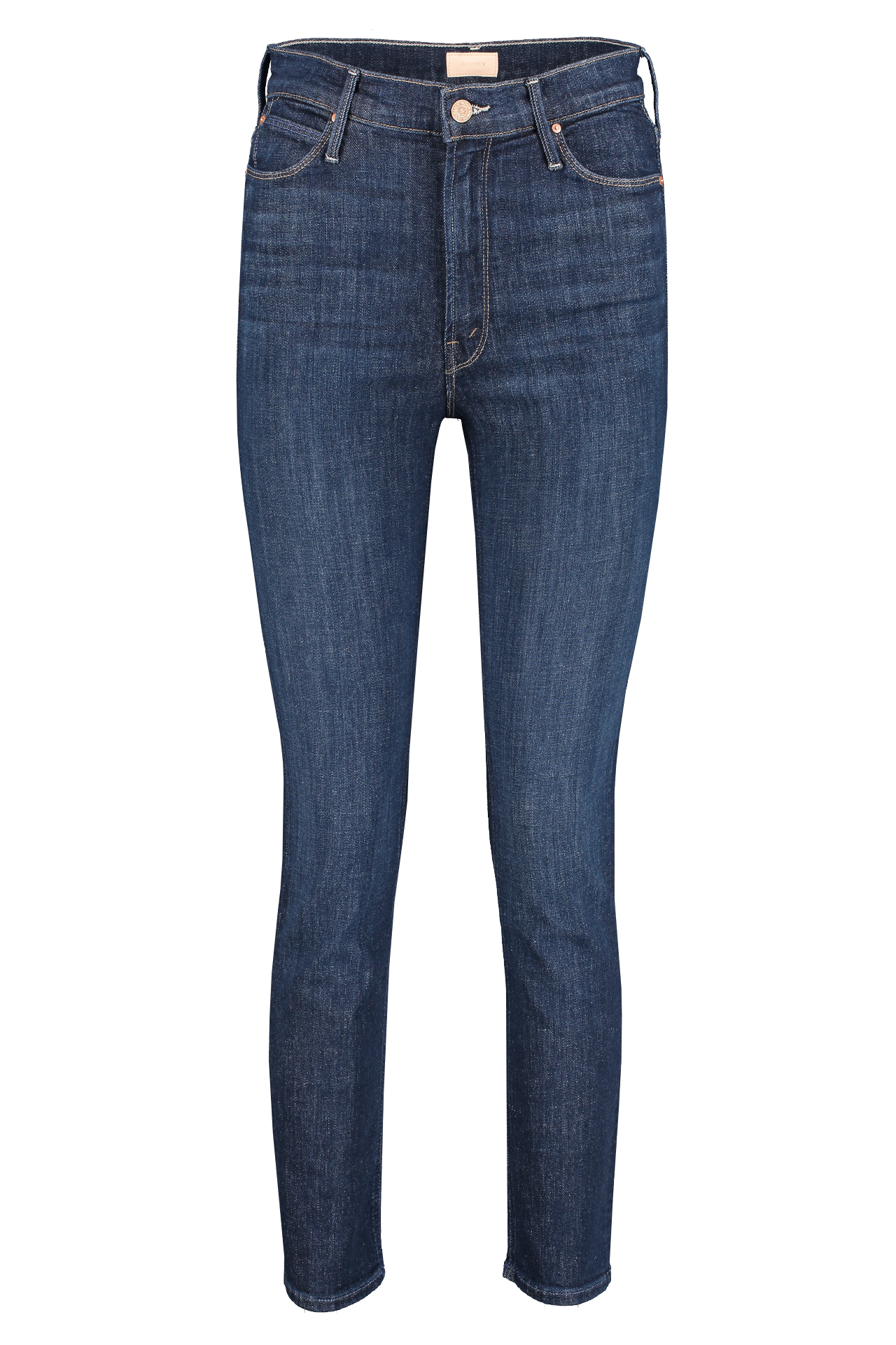 Front image of Mother Denim Women's The Dazzler Jeans