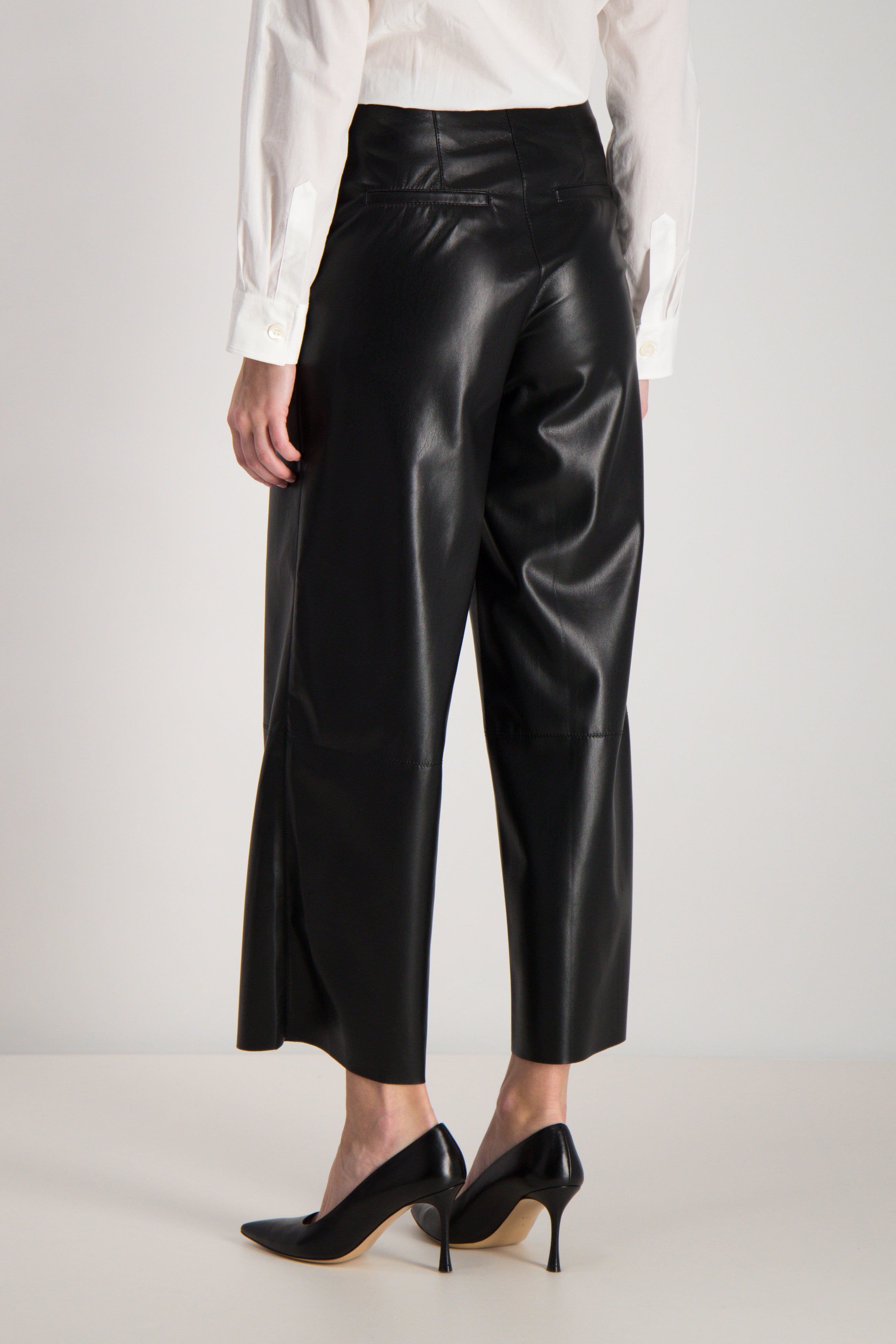 Africa Vegan Leather Pant