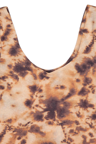 Collar Detail Image of Nanushka Flan Top