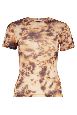 Front Image of Nanushka Guy T-Shirt Tie Dye