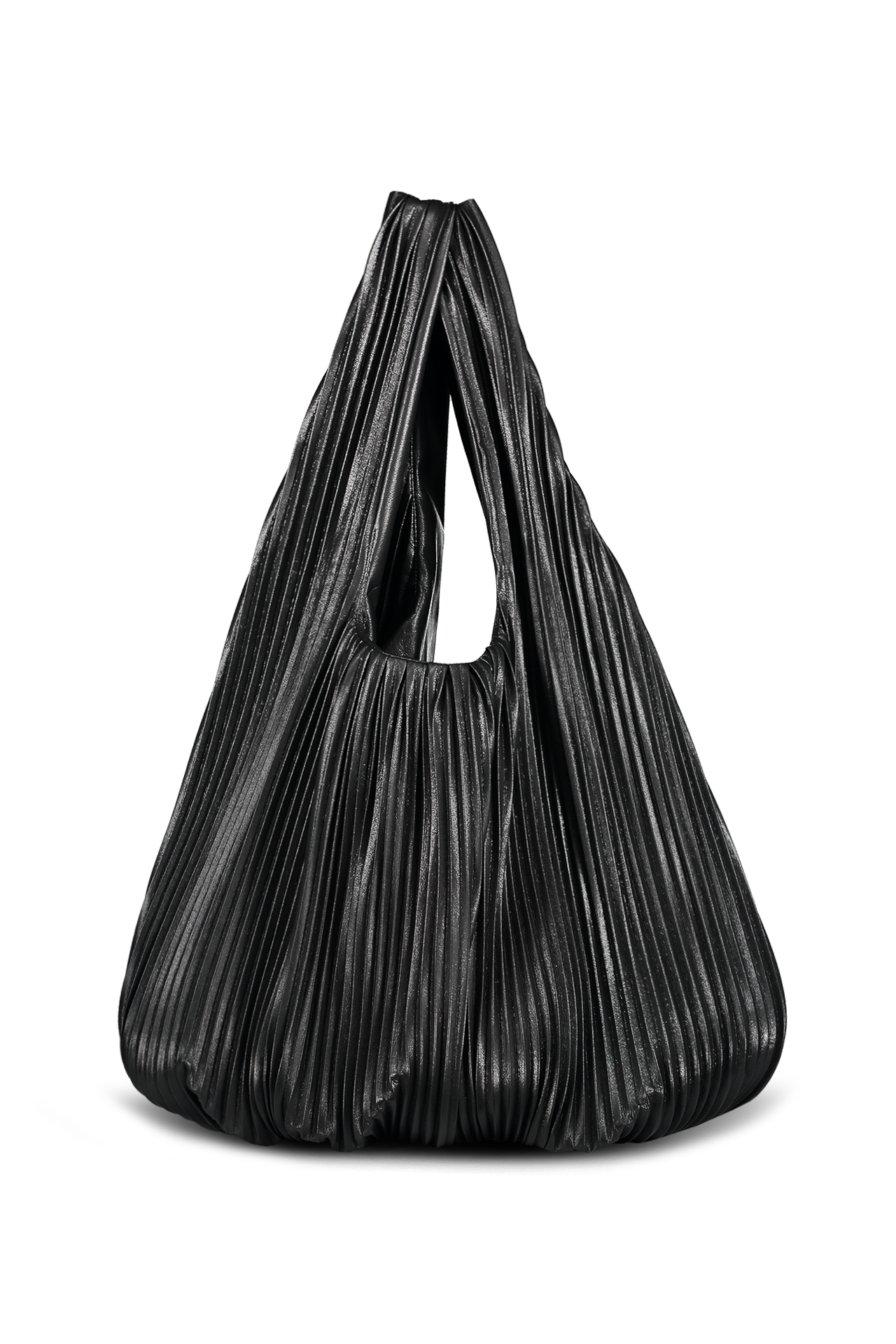 Pleated Jo Bag