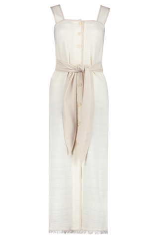 Rita Jumpsuit White