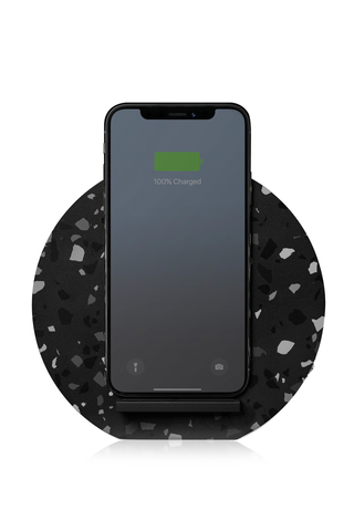 Dock Wireless iPhone Terrazzo