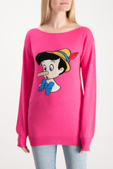 Pinocchio Crewneck Sweater