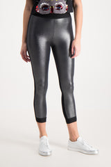 Mahina Kala 7/8 Legging Black