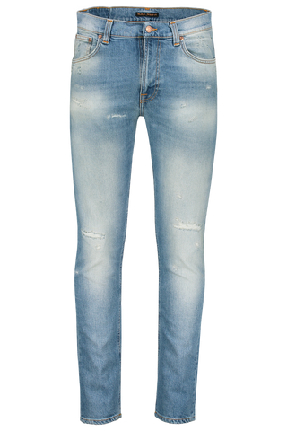 Front image of Nudie Jeans Lean Dean Broken Summer