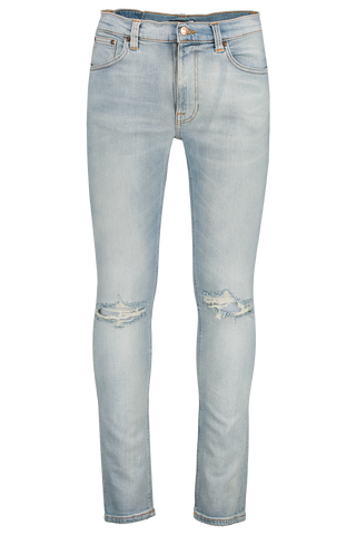Front Image Of Nudie Jeans Lean Dean Wolfie Replica