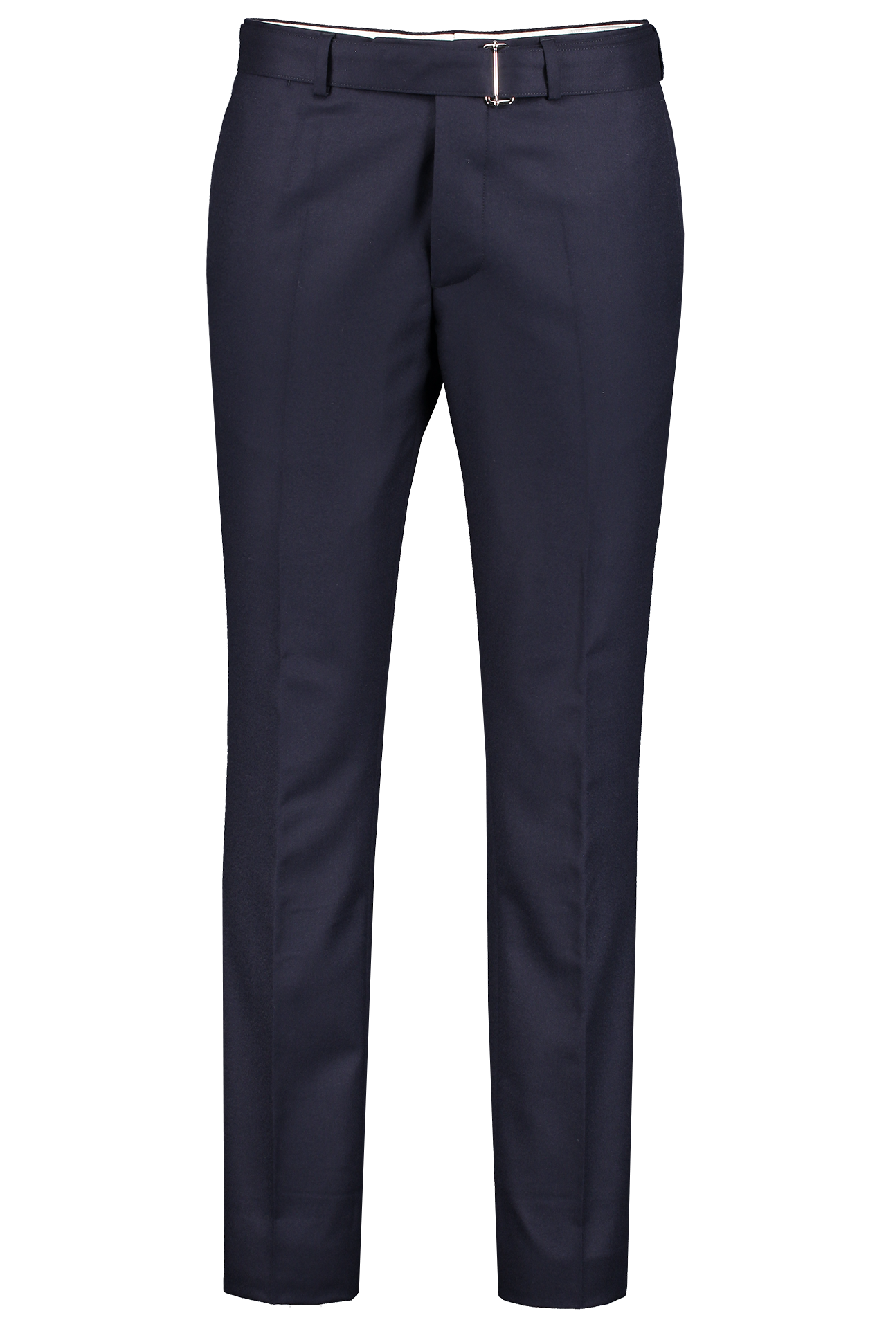Officine Générale Front Image Paul Flannel Pant Navy