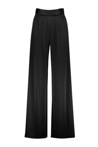 Front view image of Pallas Domino Trouser Black