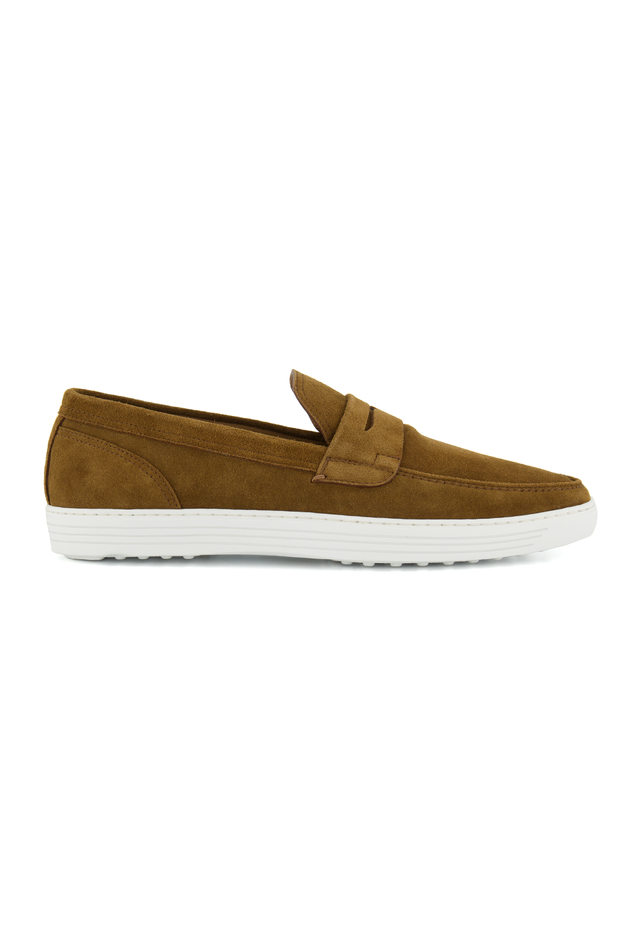 Plus Suede Loafer