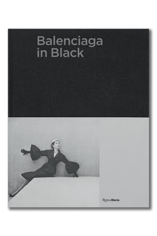 Front Cover Balenciaga In Black