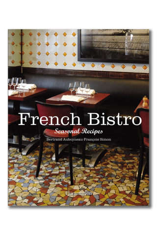 Front Cover French Bistro