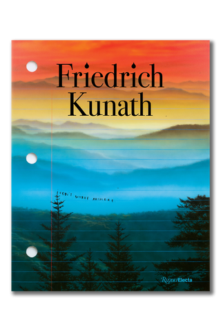 Front Cover Friedrich Kunath