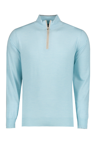 Excursionist Flex Quarter Zip Menthe