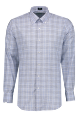 Front image of Peter Millar Jozi Plaid Sport Shirt