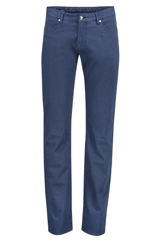 Wayfare Knit Five-Pocket Trouser Bleuet