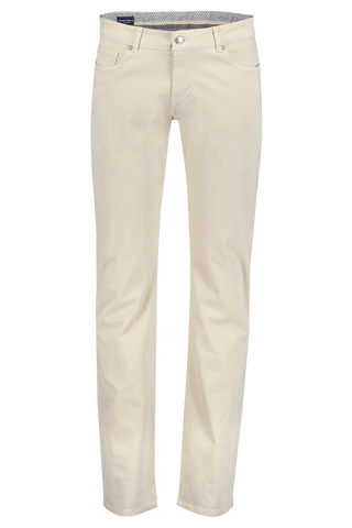 Wayfare Knit Five-Pocket Trouser Stone