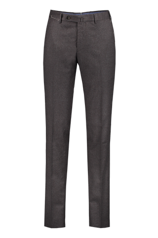 Slim Fit Flannel Trouser